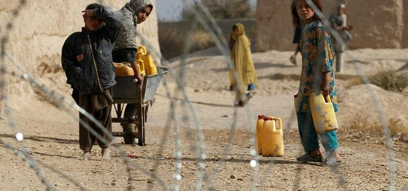 UNITED NATIONS POPULATION FUND WARNS OF IMMINENT FAMINE IN AFGHANISTAN AFTER TALIBAN TAKEOVER