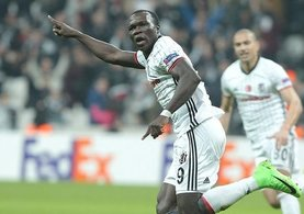 Beşiktaş, Aboubakar'ı almak için harekete geçti