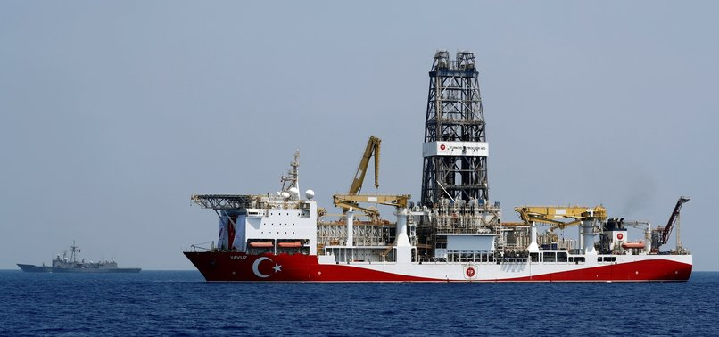 DOMESTIC CAPABILITIES CRUCIAL IN TURKEYS ENERGY POLICY IN EASTERN MEDITERRANEAN