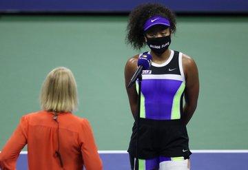 Şampiyon tenisçi Naomi Osaka'dan ırkçılığa tepki