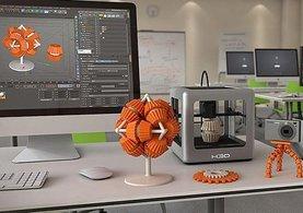 'Türkiye'nin ilk 3D yazıcı araştırma ve uygulama merkezi kuruluyor'