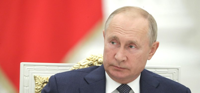 PUTIN SAYS RUSSIAN COVID-19 VACCINES EFFECTIVE, EYES MASS VACCINATIONS