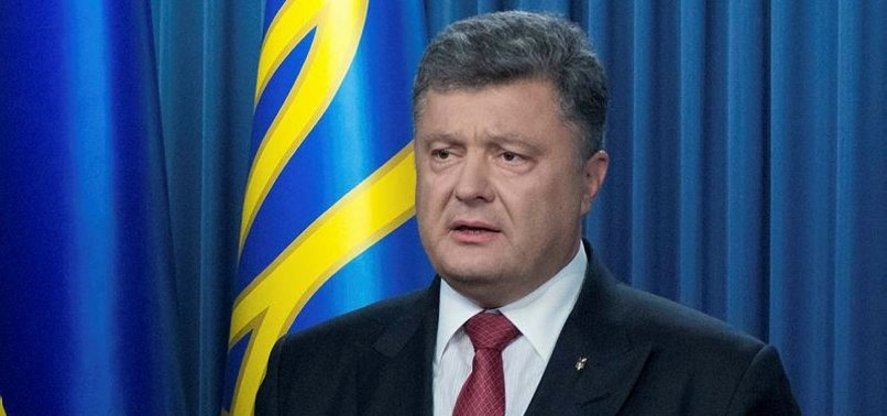 UKRAINE RECOGNISES ITS WAR AS TEMPORARY RUSSIAN OCCUPATION
