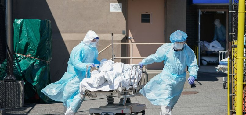 US CORONAVIRUS DEATH TOLL APPROACHES MILESTONE OF 500,000