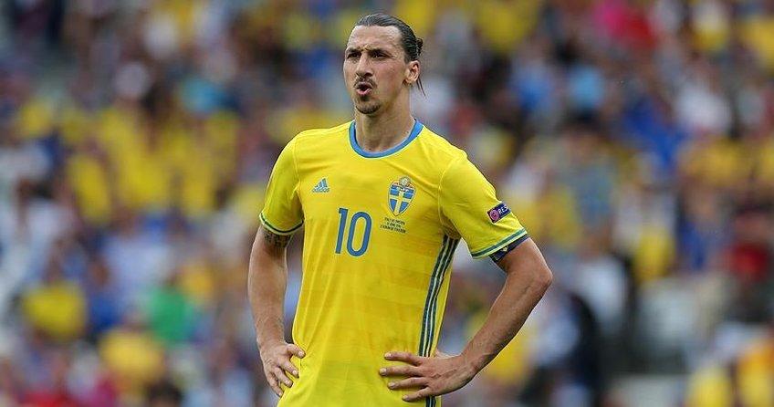 Ibrahimovic Dünya Kupasında yok