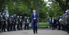 Donald Trump threatens to send military to end protests