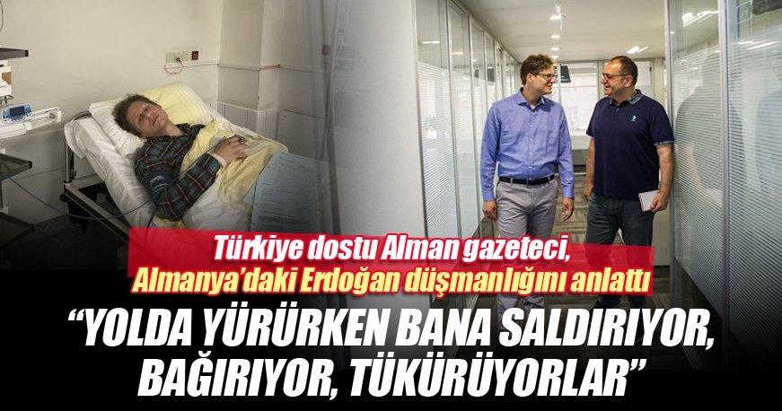Erdoğan'ın dik duruşu Almanya'yı çıldırtıyor