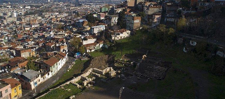 Antik tiyatro 1500 yıl sonra 'güneşe' kavuştu