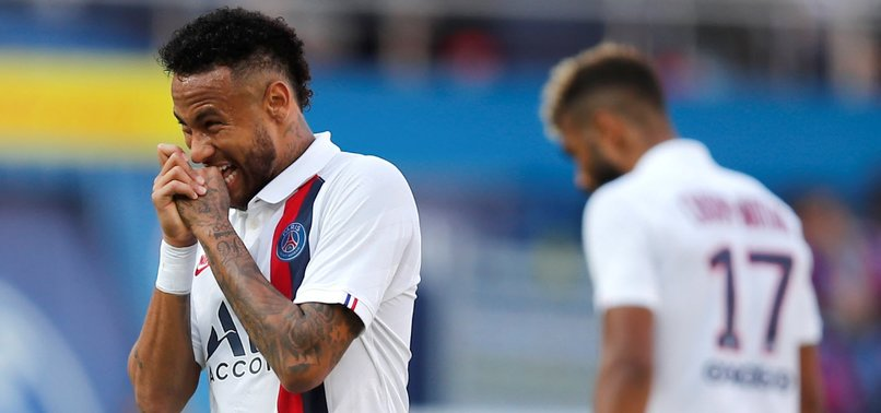 NEYMAR JEERED, INSULTED BY ANGRY FANS ON RETURN TO PSG TEAM