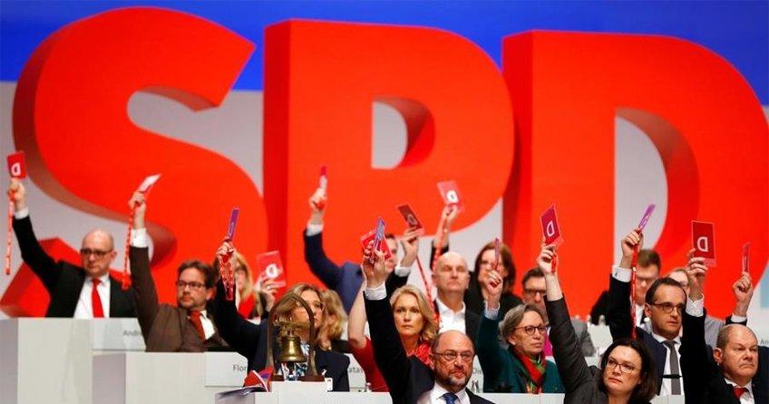 SPD'ye bir iyi bir kötü haber