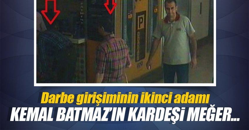 Darbenin ikinci ismi Kemal Batmaz'ın kardeşi Şakir Batmaz