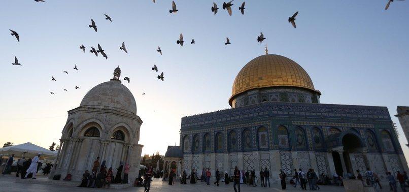 TURKEY SLAMS ISRAELI MINISTERS REMARKS ON AL-AQSA