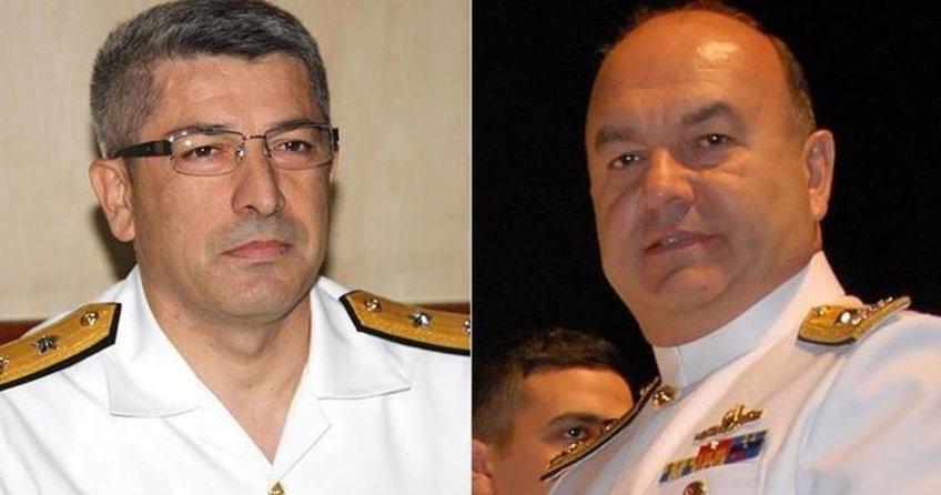 Yunanistan'a kaçmak isteyen FETÖ'cü amiraller yakalandı