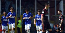 AC Milan crash to second Serie A defeat
