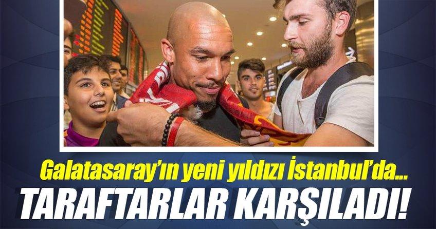 Nigel De Jong Galatasaray için geldi