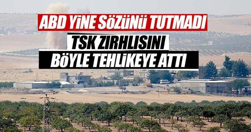 ABD Türkiye'ye yardım etmedi