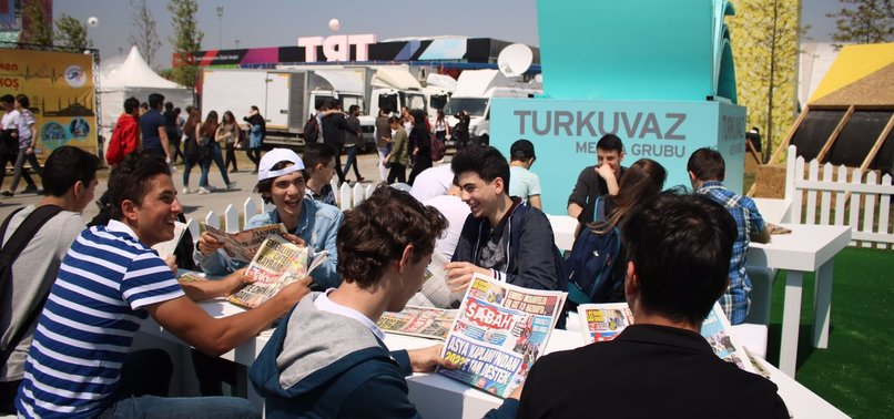 STATS SHOW TURKISH YOUTH HAPPY, ENJOY THEIR JOBS