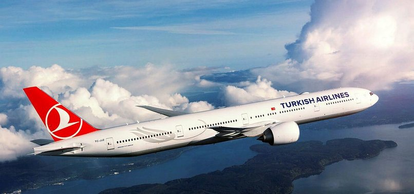 TURKISH AIRLINES RESUMES FLIGHTS TO IRAQ'S SULAYMANIYAH