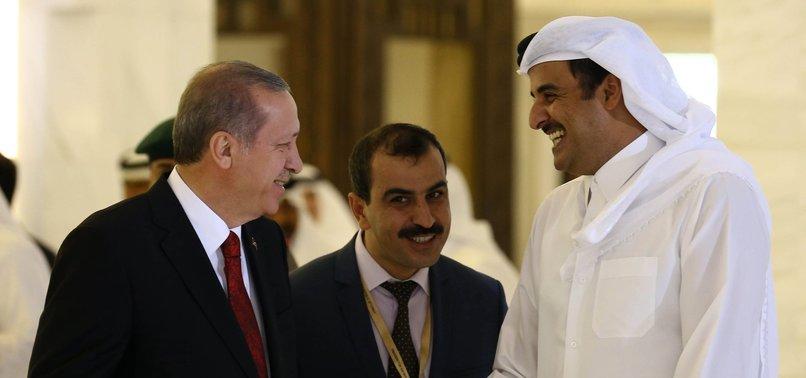 TURKISH PRESIDENT ERDOĞAN HEADS TO QATAR ON 1ST POST-VIRUS TRIP