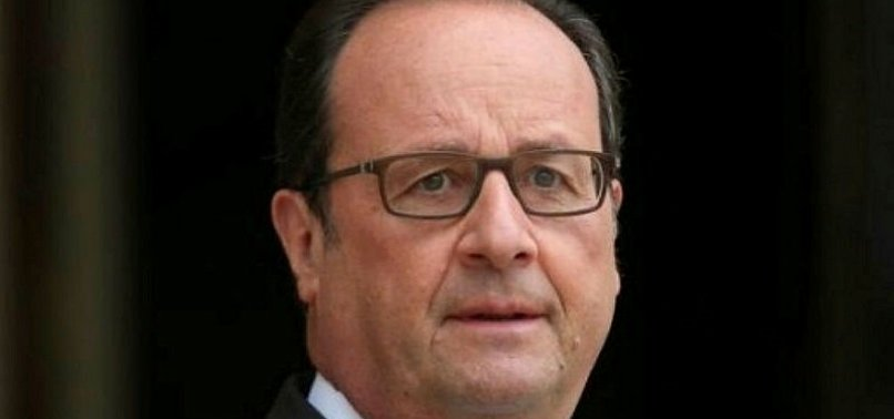 EX-FRENCH PRESIDENT: TERRORISTS NOT MUSLIMS