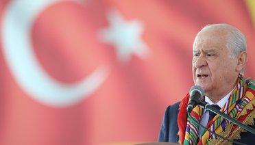 MHP Lideri Bahçeliden İttifak Açıklaması