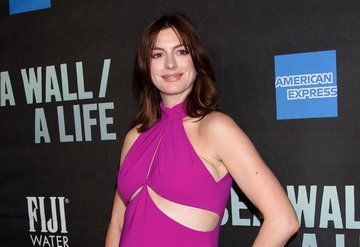 Anne Hathawayin hamilelik stili