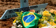 Brazil sees 1,283 new COVID-19 deaths, nearly 9 mln total cases