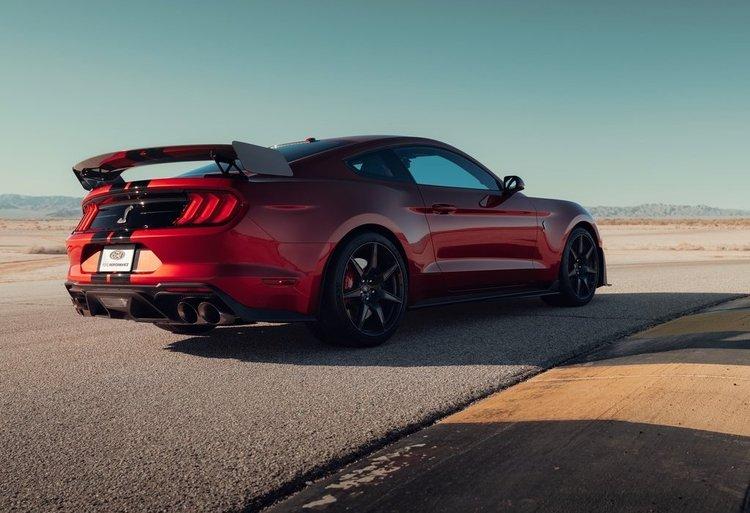 İlk bakış: Yeni Ford Mustang Shelby GT500
