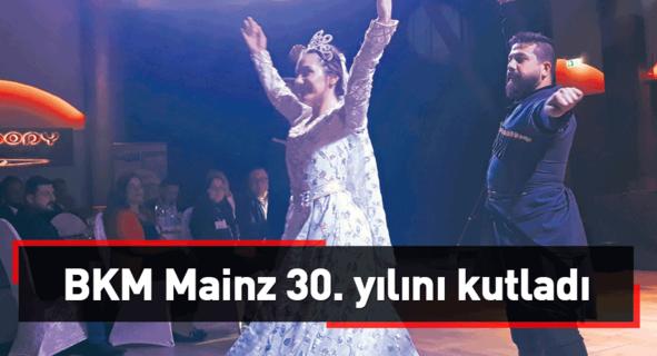 BKM Mainz 30. yılını kutladı