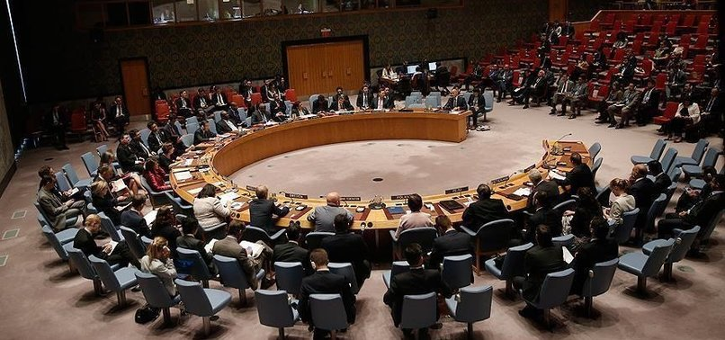 PAKISTAN REQUESTS UNSC EMERGENCY MEETING