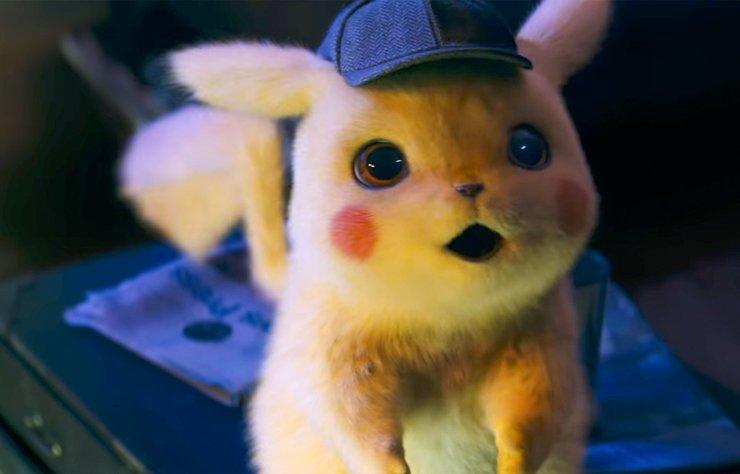 Pokémon Pikachu karakterini Ryan Reynolds'un seslendirdiği Detective Pikachu filminin fragmanı yayınlandı.