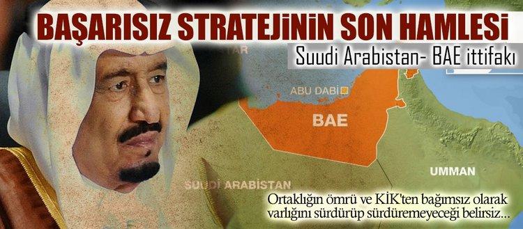 Suudi Arabistan- BAE ittifakı ve KİK'in geleceği
