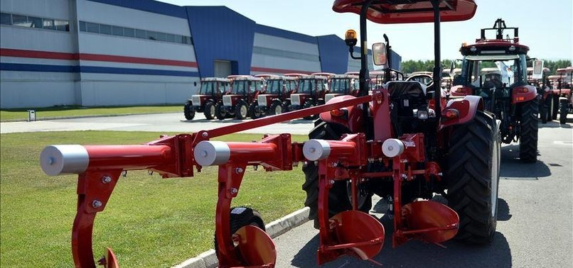 TURKEY SELLS AGRICULTURAL MACHINERY TO 130 COUNTRIES