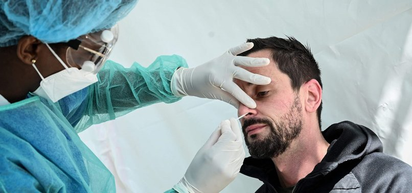 FRANCES DEATH TOLL FROM CORONAVIRUS OUTBREAK SURPASSES 4,000