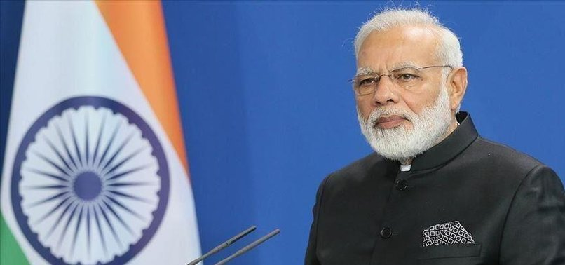 NEW APPROACH' WAS NEEDED ON KASHMIR: INDIA'S MODI