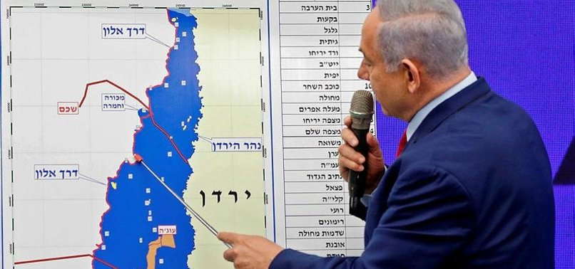 RUSSIA RAPS NETANYAHUS JORDAN VALLEY PLAN BEFORE PUTIN MEETING