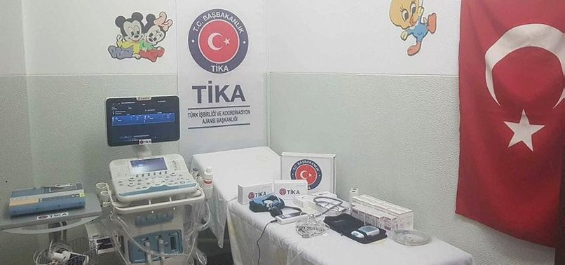 TURKEY HELPS CHILEAN FOOTBALL CLUB, NURSING HOME