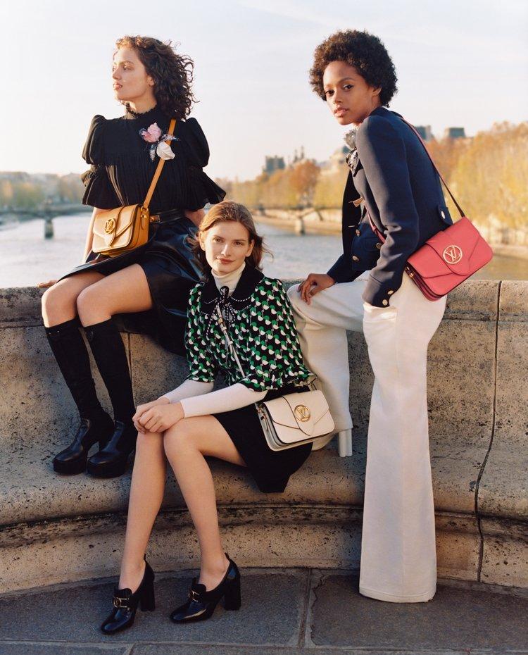Louis Vuitton'un en yeni çantası Pont 9 ile tanışın!