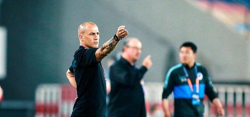 Fabio Cannavaro steps down as Guangzhou coach - report