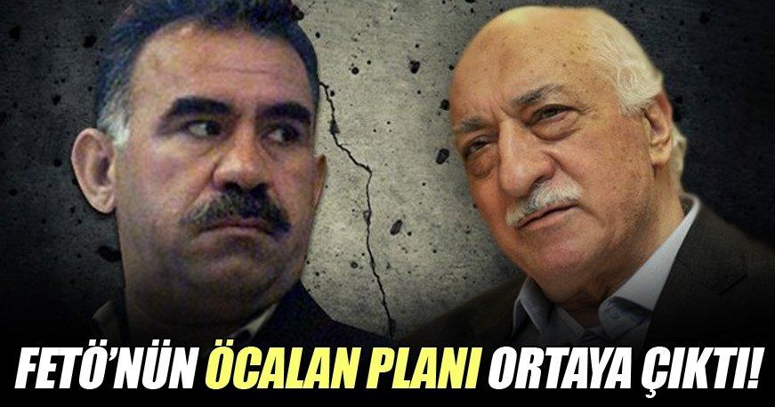 FETÖ'nün Abdullah Öcalan planı ortaya çıktı!