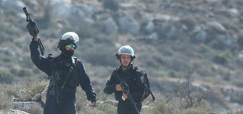PALESTINIAN SUCCUMBS TO WOUNDS IN WEST BANK