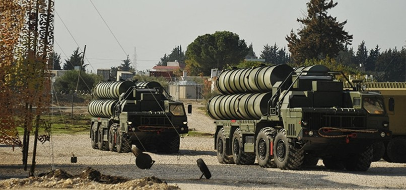 RUSSIA STARTS DELIVERING S-400 MISSILE SYSTEM TO CHINA