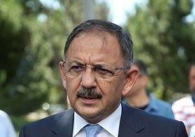 Bakan Özhaseki'den deprem uyarısı!
