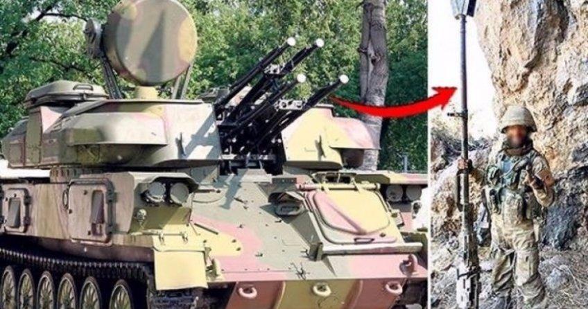 ABD'nin YPG'ye verdiği o silah PKK'dan çıktı!