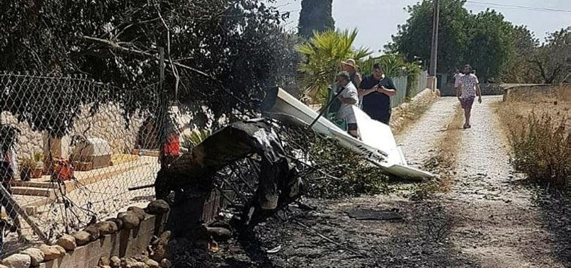 HELICOPTER, SMALL PLANE CRASH IN SPAINS MALLORCA; 7 DEAD