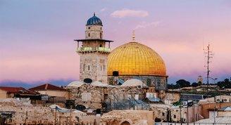 Kutsal rota Kudüs