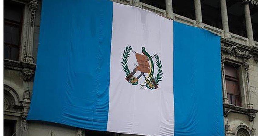 Guatemala da büyükelçiliğini Kudüse taşıdı