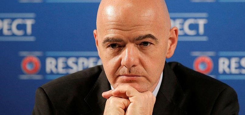 FIFA BOSS INFANTINO AIMS TO PUSH FORWARD CLUB WORLD CUP - REPORT