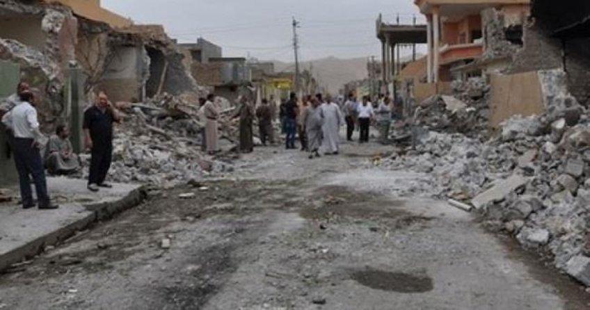 Türkmen Köyü'ne bombalı saldırı: 6 ölü