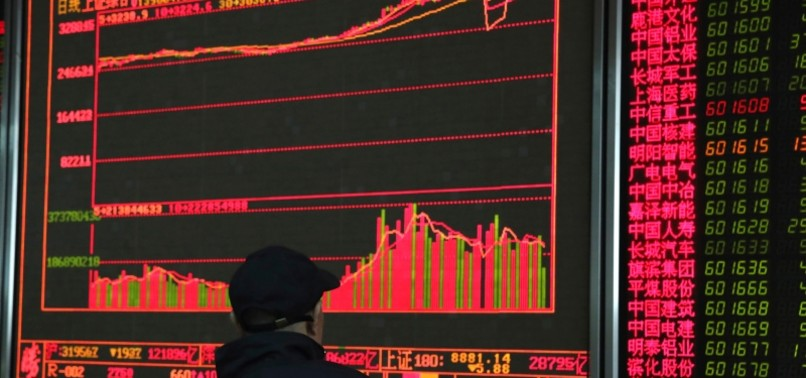 CHINA STOCKS POST STEEPEST WEEKLY DECLINE SINCE OCTOBER 2018 ON STIMULUS WORRIES